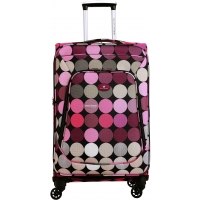 Valise Souple extensible David Jones 67 cm Taille M