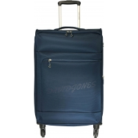 Valise Souple David Jones TSA Polyester Nylon 70 cm