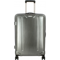 Valise rigide David Jones - Grande Taille - 76 cm TSA