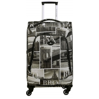 Valise Souple Extensible David Jones 67 cm