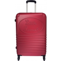 Valise rigide Little Marcel - Taille Moyenne - Rouge