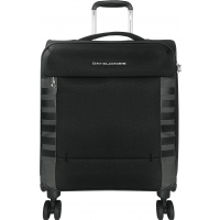Valise Cabine Souple David Jones 54 cm TSA