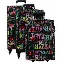 Lot de 3 valises LONGBOARD
