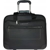 Pilot Case Porte-ordinateur David Jones - Noir