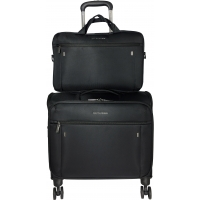 Pilot Case Porte-ordinateur Duo - David Jones - Noir