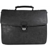 Cartable Deux soufflets David Jones
