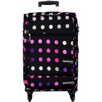 Valise souple DAVID JONES Taille G 76cm