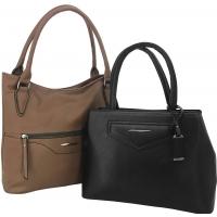 Lot de 2 sacs Krlot - Shopping & Porté mains