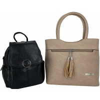 Lot de 2 sacs Krlot - Porté main & Sac à dos