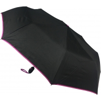Parapluie KRLOT - Noir - Rose