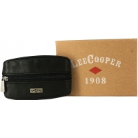 Porte-monnaie Cuir Vachette Lee Cooper