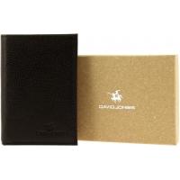 Porte-cartes Cuir de vachette David Jones