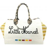 Sac à Main Shopping en Toile Little Marcel