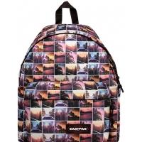 Sac à dos scolaire Eastpak EK620 Pink Filter
