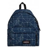 Sac à dos scolaire Eastpak EK620 Cracked Blue