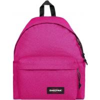 Sac à dos scolaire Eastpak EK620 Spark Pink Pailleté