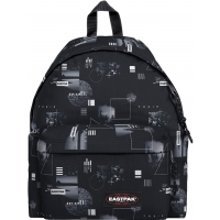 Sac à dos scolaire Eastpak EK620 Shapes Black