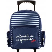 Mini Sac à dos à roulettes SCHOOL PACK