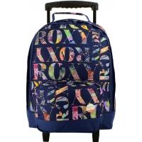 Sac à dos scolaire à roulettes Roxy
