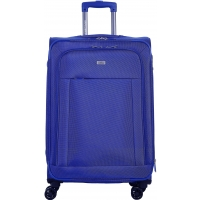 Valise Souple extensible David Jones Taille G 71 cm TSA