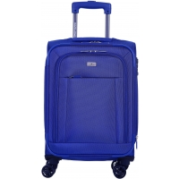 Valise Cabine Souple extensible David Jones 56 cm Taille P TSA