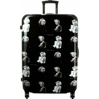 Valise rigide David Jones 75cm