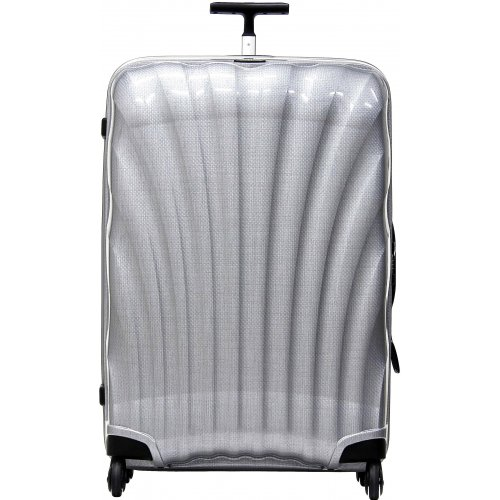 valise samsonite comsmolite spinner 81 cm cosmolite52 couleur principale argent promotion. Black Bedroom Furniture Sets. Home Design Ideas
