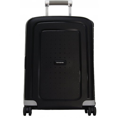 valise cabine samsonite s 39 cure spinner 55cm scure39 couleur principale noir valise pas. Black Bedroom Furniture Sets. Home Design Ideas