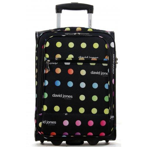 valise cabine ryanair david jones taille 50 cm r20031p. Black Bedroom Furniture Sets. Home Design Ideas