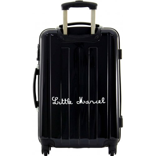 lot 3 valises dont 1 valise cabine little marcel flag241. Black Bedroom Furniture Sets. Home Design Ideas