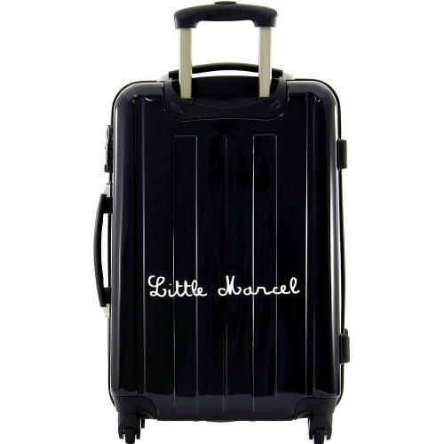 Lot 3 valises dont 1 valise cabine little marcel flag241 couleur principa - Valise a prix discount ...