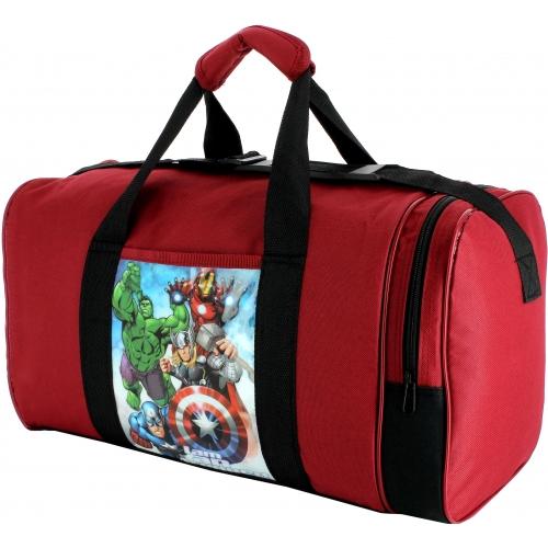 sac de sport avengers ast4286 couleur principale. Black Bedroom Furniture Sets. Home Design Ideas