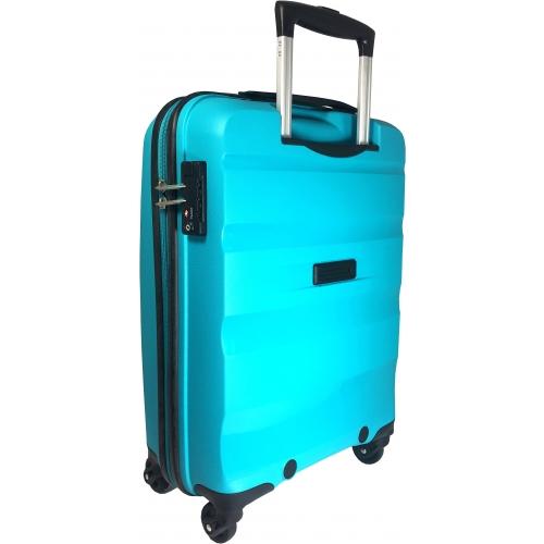 valise cabine bon air american tourister 55 cm turquoise bonair22 couleur principale. Black Bedroom Furniture Sets. Home Design Ideas
