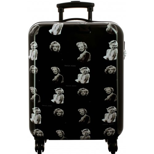 valise cabine ryanair david jones ba20531p couleur principale marilyn monroe promotion. Black Bedroom Furniture Sets. Home Design Ideas
