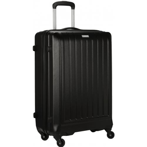 valise rigide david jones abs 76 cm grande taille ba10151g noir couleur principale black. Black Bedroom Furniture Sets. Home Design Ideas