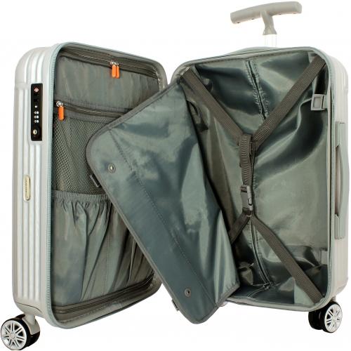 valise rigide david jones grande taille 78cm tsa ba20631g couleur principale noir. Black Bedroom Furniture Sets. Home Design Ideas