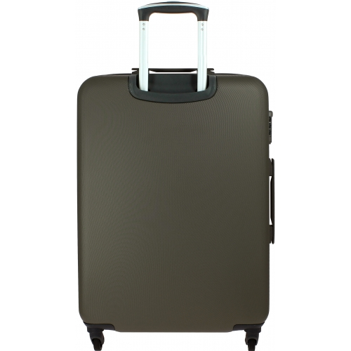 valise delsey cineos 66cm cineos810 couleur principale beige fonc promotion. Black Bedroom Furniture Sets. Home Design Ideas