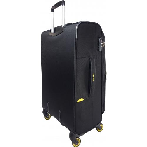valise souple tsa delsey chartreuse extensible 78 cm noir chartreuse821 couleur principale. Black Bedroom Furniture Sets. Home Design Ideas