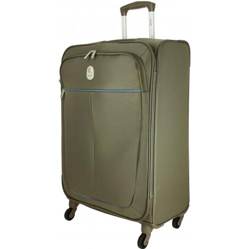 valise souple delsey caleo 78cm caleo821 couleur principale iguane valise pas cher. Black Bedroom Furniture Sets. Home Design Ideas