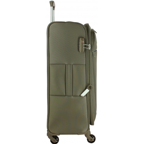 valise souple delsey caleo grande taille 78 cm caleo821 couleur principale iguane. Black Bedroom Furniture Sets. Home Design Ideas