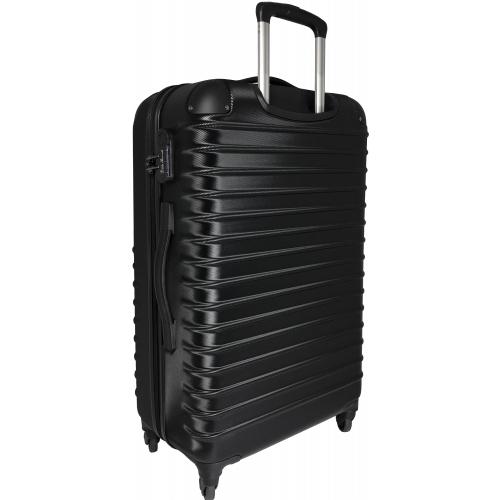 valise rigide little marcel grande taille noir ba10221g noir couleur principale noir. Black Bedroom Furniture Sets. Home Design Ideas