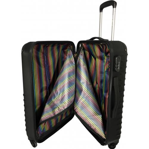 valise rigide little marcel grande taille marine ba10221g couleur principale marine. Black Bedroom Furniture Sets. Home Design Ideas