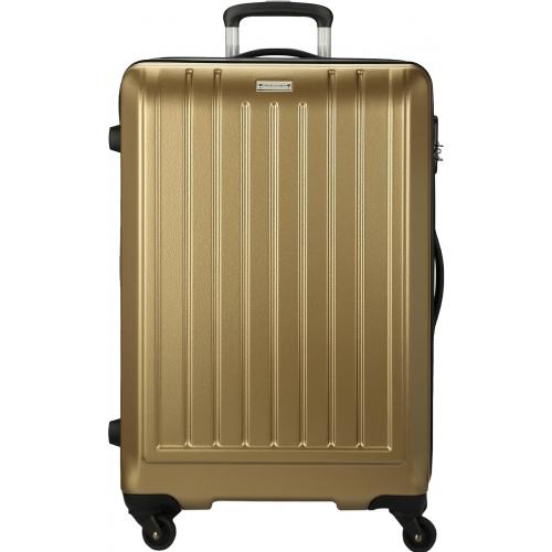 valise rigide david jones taille g 76cm ba10151g couleur principale champagne valise pas. Black Bedroom Furniture Sets. Home Design Ideas