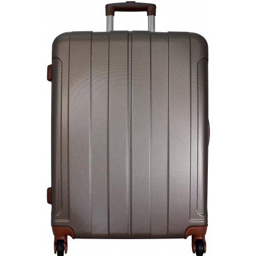 lot 3 valises dont 1 cabine ryanair david jones a8619 couleur principale brown promotion. Black Bedroom Furniture Sets. Home Design Ideas