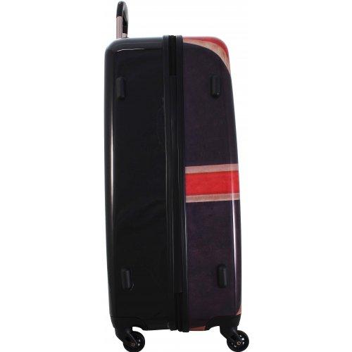valise rigide david jones 66cm ba20571m couleur. Black Bedroom Furniture Sets. Home Design Ideas