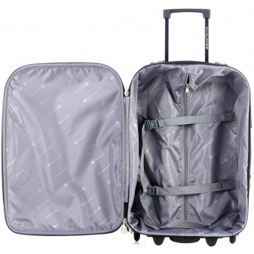 valise cabine ryanair et reporter david jones ba10042 couleur principale a088 promotion. Black Bedroom Furniture Sets. Home Design Ideas