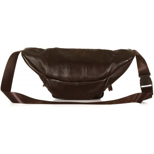 sac banane cuir david jones hk161020 couleur principale marron fonce. Black Bedroom Furniture Sets. Home Design Ideas