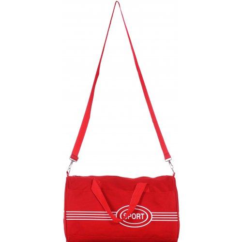mini sac de sport les sacs de krlot hkg0088 couleur principale rouge. Black Bedroom Furniture Sets. Home Design Ideas