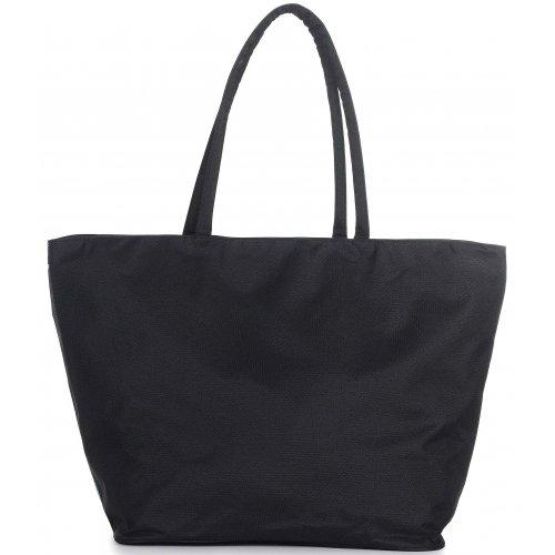 sac de plage les sacs de krlot fkg0094 couleur principale black bleucerise