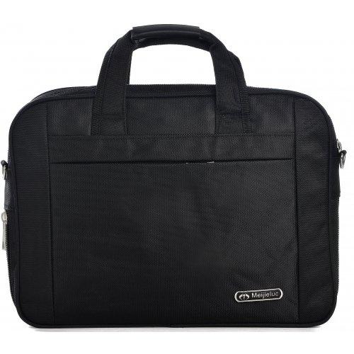 serviette porte ordinateur extensible les sacs de krlot hk161009 couleur principale noir. Black Bedroom Furniture Sets. Home Design Ideas